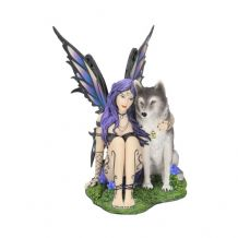 WOLFSBANE FAIRY FIGURINE